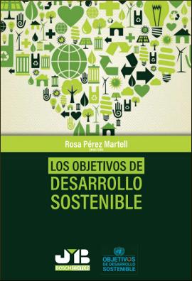 Coberta del llibre: Los objetivos de desarrollo sostenible
